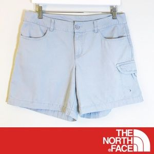 The North Face Gray Cargo Activity Shorts